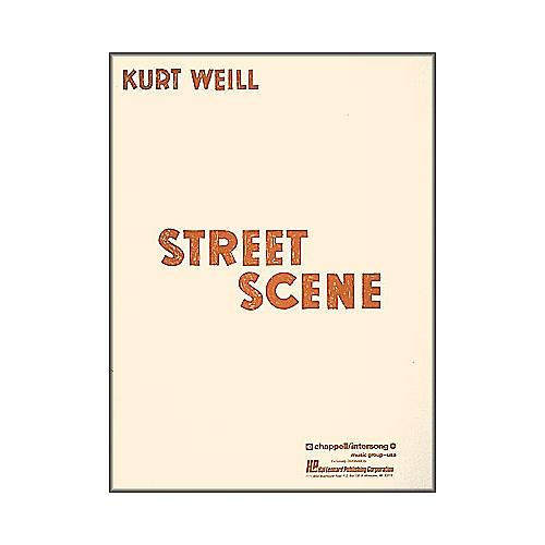 Hal Leonard Street Scene Vocal Score-thumbnail