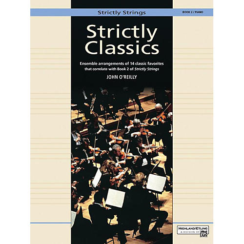 Alfred Strictly Classics Book 2 Piano Acc.-thumbnail