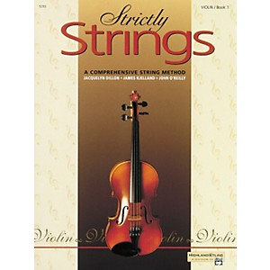 Alfred Strictly Strings Violin Book 1 by Alfred