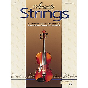 Alfred Strictly Strings Violin Book 2 by Alfred