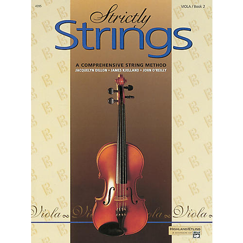 Alfred Strictly Strings for Viola, Book 2-thumbnail