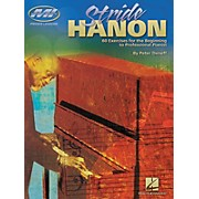 Musicians Institute Stride Hanon - 60 Exercises for the Beginning to Professional Pianist (Book)