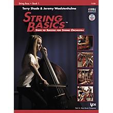 KJOS String Basics Book 1 for String Bass