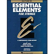 Hal Leonard String Book 2 Cello Essential Elements for Strings