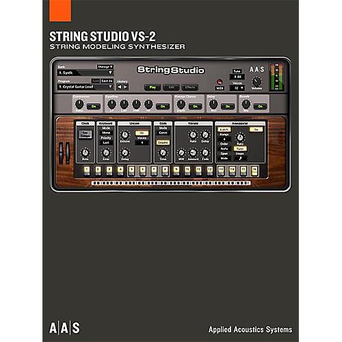 AAS String Studio VS-2 String Modeling Synthesizer