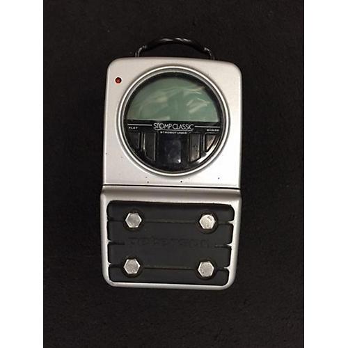 Peterson Strobe Stomp VSS-C Tuner Pedal