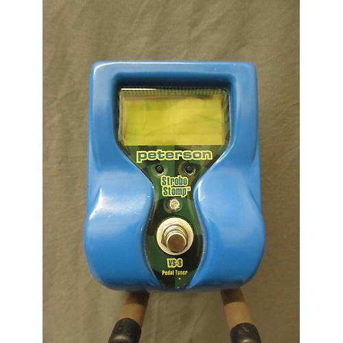 Peterson Strobo Stomp Tuner Pedal-thumbnail