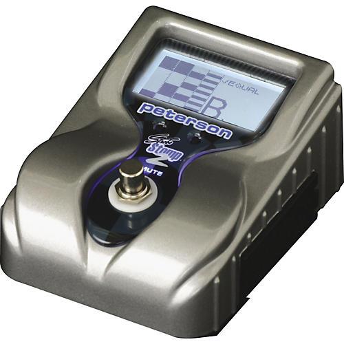 Peterson StroboStomp2 Pedal Virtual Strobe Tuner-thumbnail