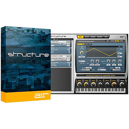 Air Music Tech Structure 2 Multi-Timbral Sampler Instrument-thumbnail