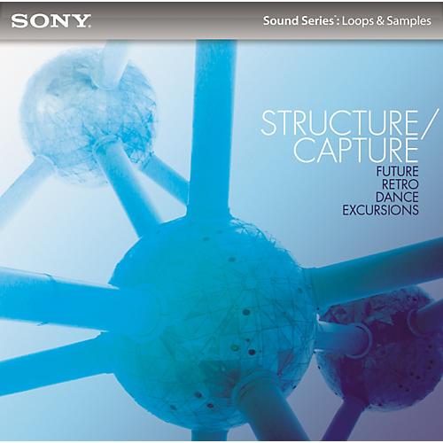 Sony Structure/Capture - Future Retro Dance Excursions-thumbnail