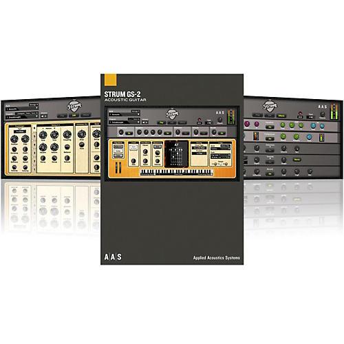 Applied Acoustics Systems Strum GS-2 Virtual Guitar Plug-in-thumbnail