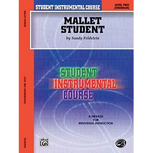 Alfred Student Instrumental Course Mallet Student Level 2 Book by Alfred