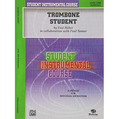 Alfred Student Instrumental Course Trombone Student Level I-thumbnail