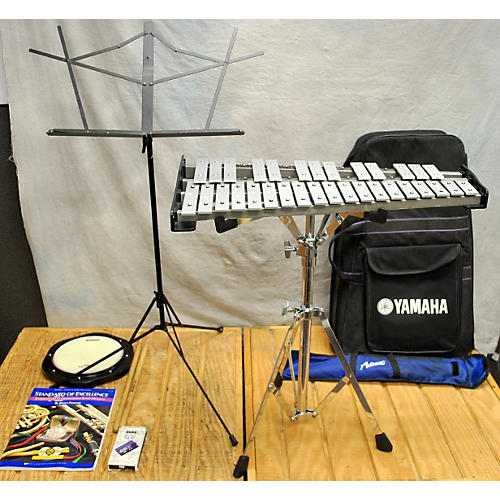 Yamaha Student Percussion Bell Kit Concert Xylophone-thumbnail