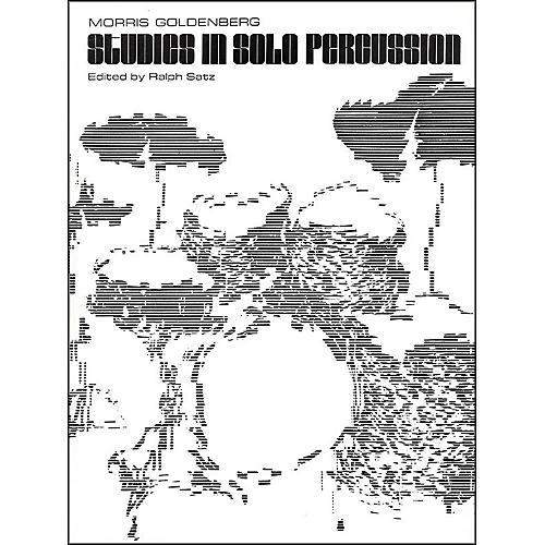 Hal Leonard Studies In Solo Percussion-thumbnail
