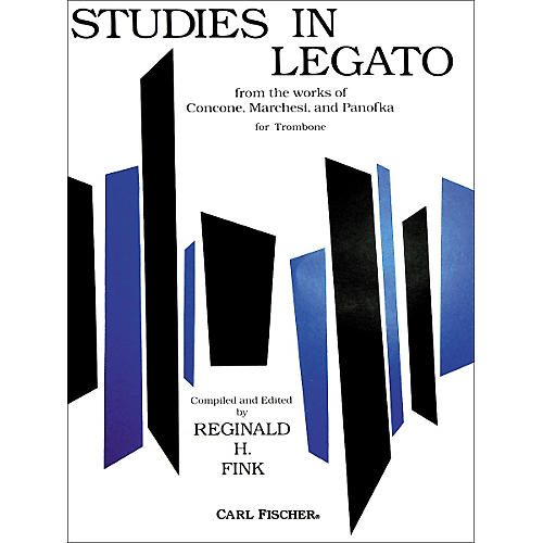 Carl Fischer Studies in Legato for Trombone