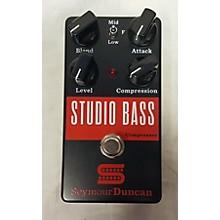 Seymour Duncan Studio Bass Effect Pedal
