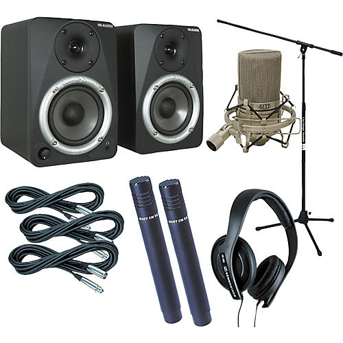 Musician's Friend Studio Bonus Bundle C