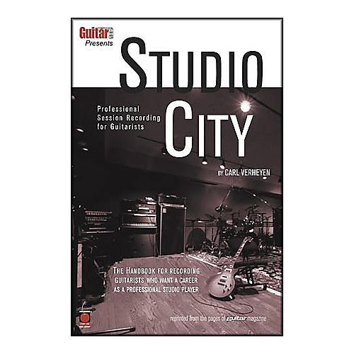 Cherry Lane Studio City Book