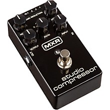 MXR Studio Compressor Effects Pedal Level 1