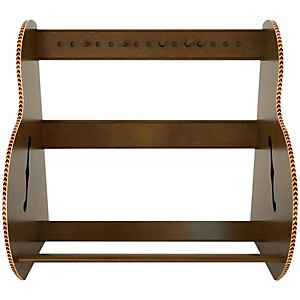 A&S Crafted Products Studio Deluxe Guitar Case Rack by A&S Crafted Products