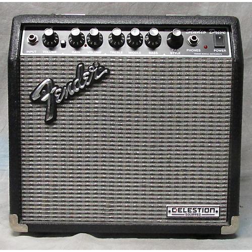 Fender Studio Drive SD15ce Guitar Combo Amp