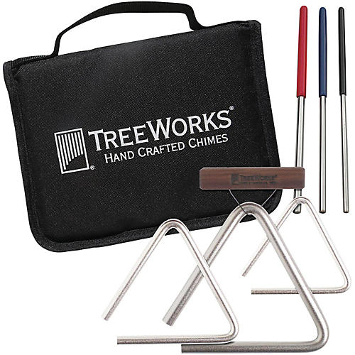 Treeworks Studio-Grade Triangle Set