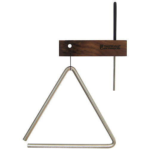Treeworks Studio Grade Triangle with Beater & Holder