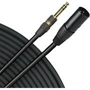 Monster Cable Studio Link 500 Interconnect TRS (M) - XLR (M)