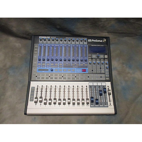 Presonus Studio Live 16.0.2 Digital Mixer-thumbnail