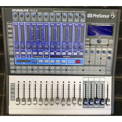 PreSonus Studio Live 16.0.2 Digital Mixer-thumbnail