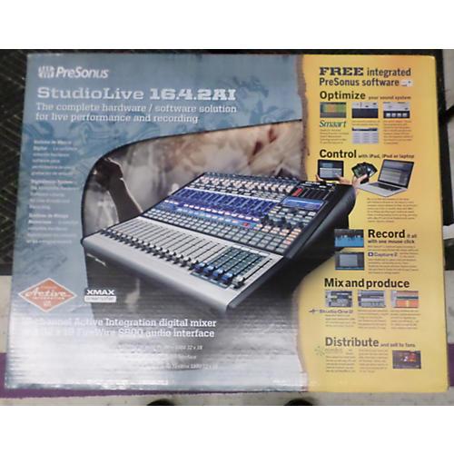 Presonus Studio Live 16.4.2AI Digital Mixer-thumbnail