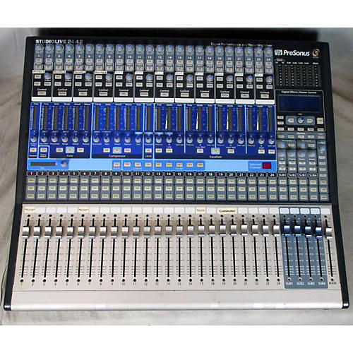 used presonus studio live 24 4 2 digital mixer guitar center. Black Bedroom Furniture Sets. Home Design Ideas