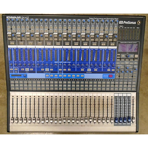 Presonus Studio Live 24.4.2 Digital Mixer-thumbnail