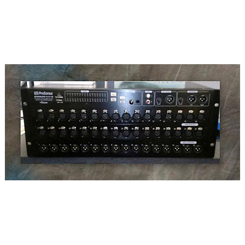 used presonus studio live rm32a1 digital mixer guitar center. Black Bedroom Furniture Sets. Home Design Ideas