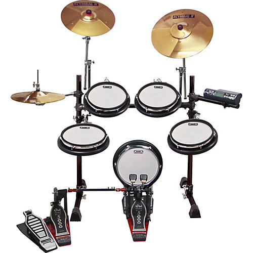 Hart Dynamics Studio Master 5 Piece Electronic Drum Set-thumbnail