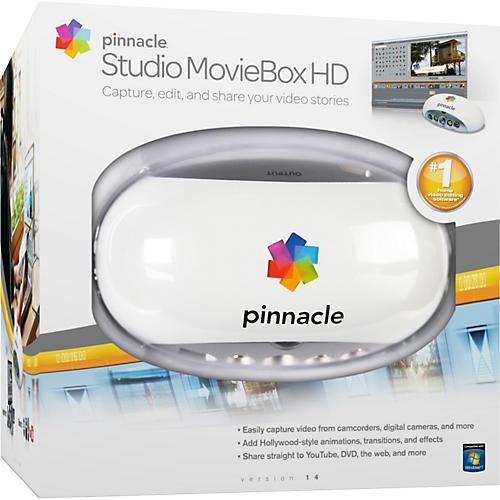 Pinnacle Studio MovieBox HD 14