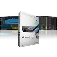 Presonus Studio One 3.2 Artist Upgrade from Version 1 or 2 Software Download