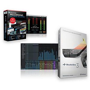 Presonus Studio One 3.2 Professional Recording Bundle