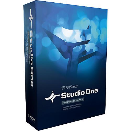 Presonus Studio One Professional 1 to Studio One 2 Professional Upgrade-thumbnail
