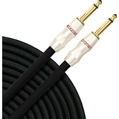 Monster Cable Studio Pro 1000 Instrument Cable (No-Frills Packaging)