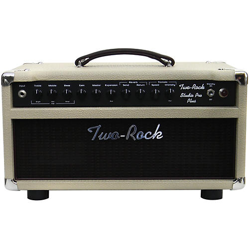 Two Rock Studio Pro Plus 35W Tube Guitar Head-thumbnail