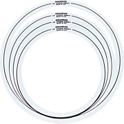 "Aquarian Studio Rings Set #1 - 12"",13"",14"",16"""