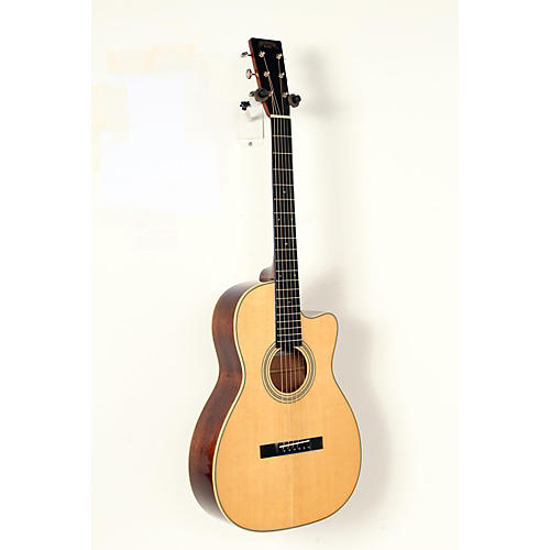 Recording King Studio Series 12 Fret OO Acoustic Guitar with Cutaway-thumbnail