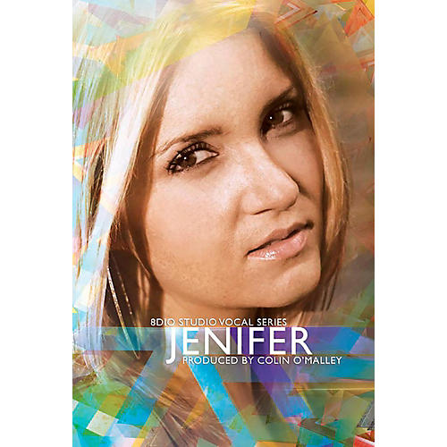 8DIO Productions Studio Vocal Series: Jenifer-thumbnail
