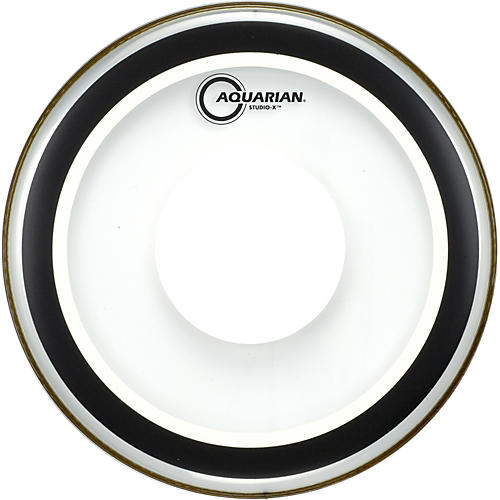 Aquarian Studio-X Power Dot Drumhead-thumbnail