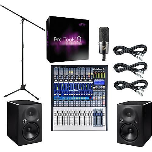PreSonus StudioLive 16 Pro Tools 9 Package