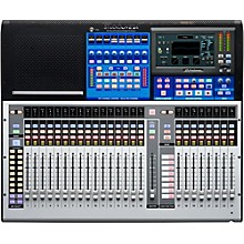 PreSonus StudioLive 24 Series III 46 x 26 digital mixer with 24 recallable XMAX preamps and 24 channel strips