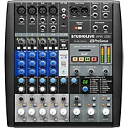 PreSonus StudioLive AR8 8-Channel Hybrid Digital/Analog Performance Mixer