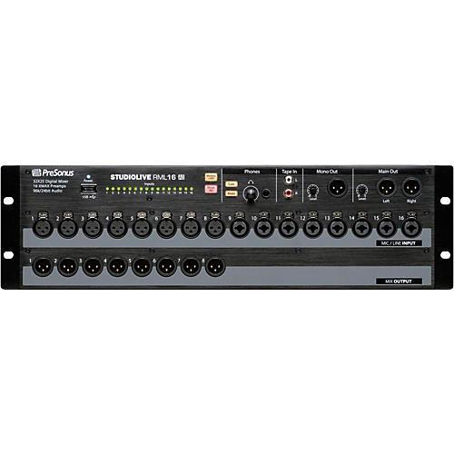 Presonus StudioLive RML 16AI 16-Channel Rackmount Digital Mixer-thumbnail